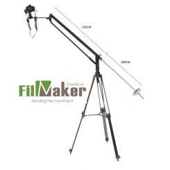 FilmMaker DV-Rocker Professional Video DSLR Camera Crane Jib Boom System